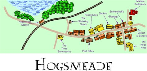 End-of-Term trip to Hogsmeade – The Harry Potter Lexicon