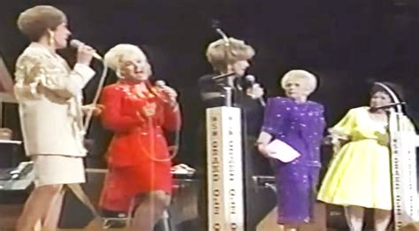 Country Music's Legendary Ladies Show Some Sass In Opry