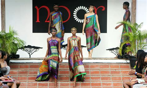 Pakistani designer showcases collection in the Caribbean