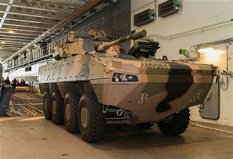 Australian army performs trial tests with BAE Systems