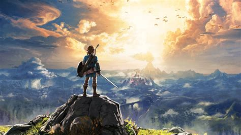 Zelda: Breath of the Wild is already one of the best