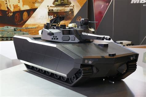 Land Forces 2018: Hanwha Looks to REDBACK as Aussie IFV