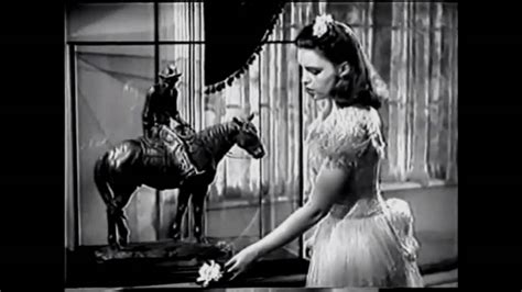 Judy Garland - If I Forget You 1940 - YouTube