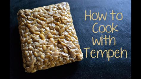 How to Cook with Tempeh (for Spaghetti or Nachos) - YouTube