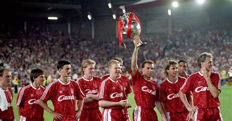 Liverpool's last title winners: Where are they now