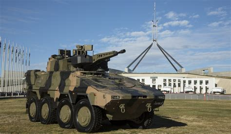 Top 5 for 2018: Defence Connect's best LAND 400 Phase 2