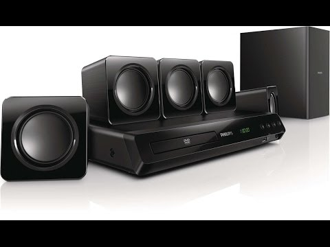 Philips HTD3510 Home Theater 5