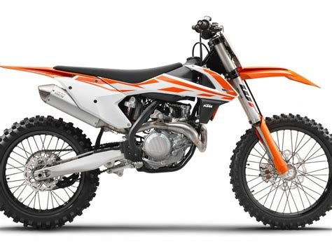 First Look: 2017 KTM SX Motocross Bikes - Cycle News