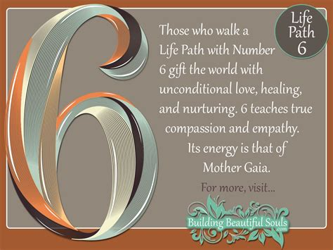Numerology 6 | Life Path Number 6 | Numerology Meanings