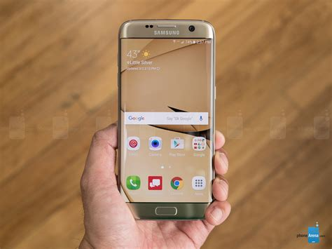 Bad news: 10% worse battery life on Samsung Galaxy S7 and