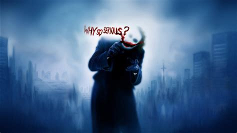 Joker Why So Serious Wallpapers | HD Wallpapers | ID #11697