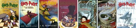 Linto Experiment: Harry Potter Book Cover from Around the