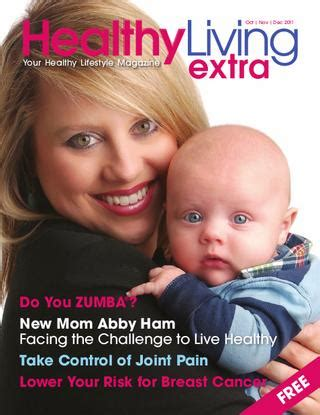 Healthy Living Extra by Publication Printer - Issuu