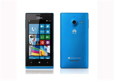 Huawei Ascend W1 with Windows Phone 8 coming to UK in
