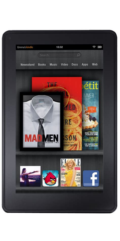 Amazon Kindle Fire   Android Central