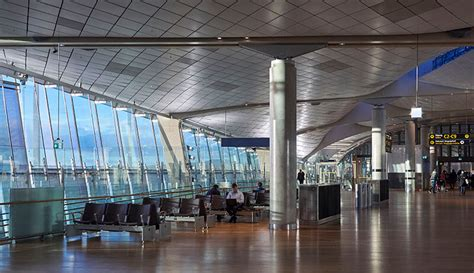 Oslo Airport Expands With Eco-Friendly Terminal | Luxury