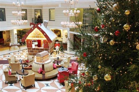 18 Most Festive Hotels in Europe to Celebrate Christmas 2018