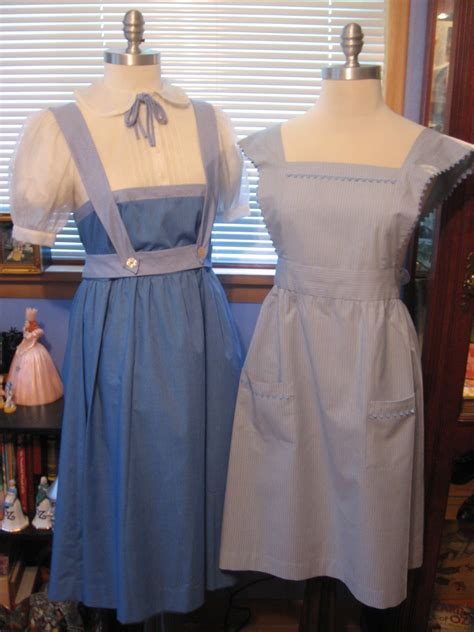 Wizard of Oz Costume Collecting: Dorothy Test Dresses