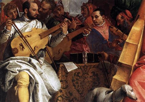 Artists of the 16th-21st centuries: Music in Art: 16th