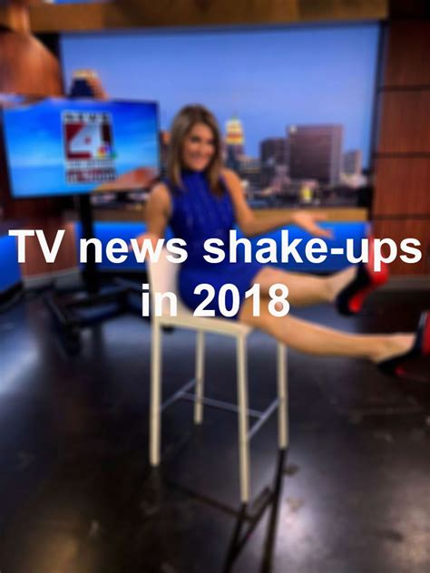 San Antonio TV anchor and reporter moves in 2018
