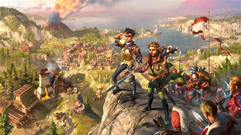The Settlers History Collection 2019, HD Games, 4k