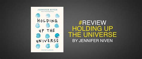 Holding Up The Universe by Jennifer Niven | Girl Plus Book