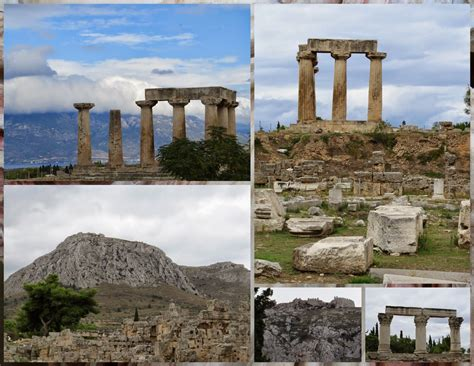 Greece - A Trip Back in Time to Corinth and The