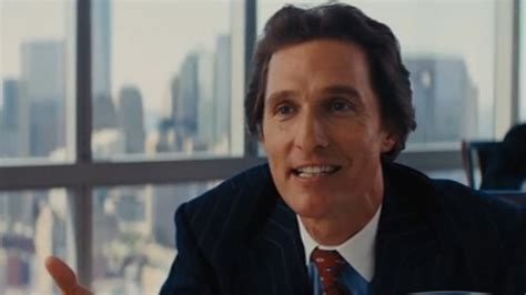 The Rise of Matthew McConaughey : 02 : The Wolf of Wall
