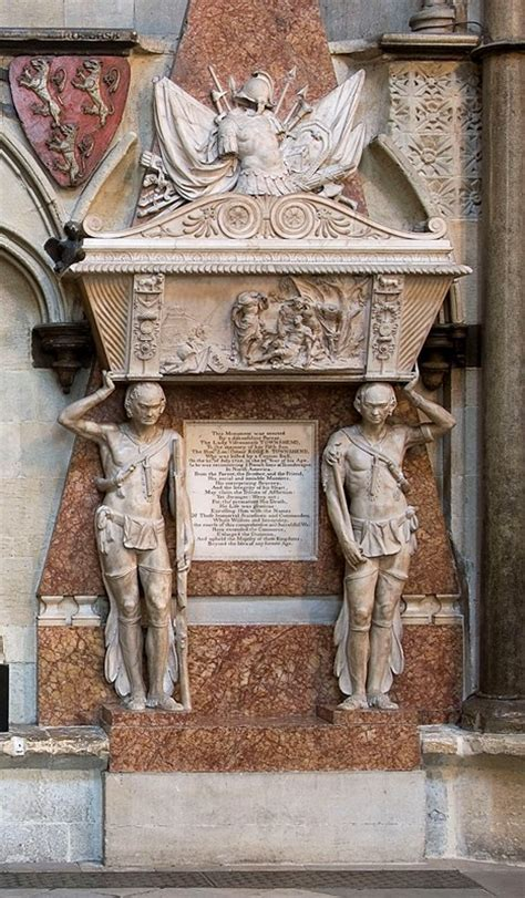 Adam's London: Then and Now-Monuments in Westminster Abbey