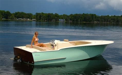 2009 Mirage Classic 21 Power Boat For Sale - www