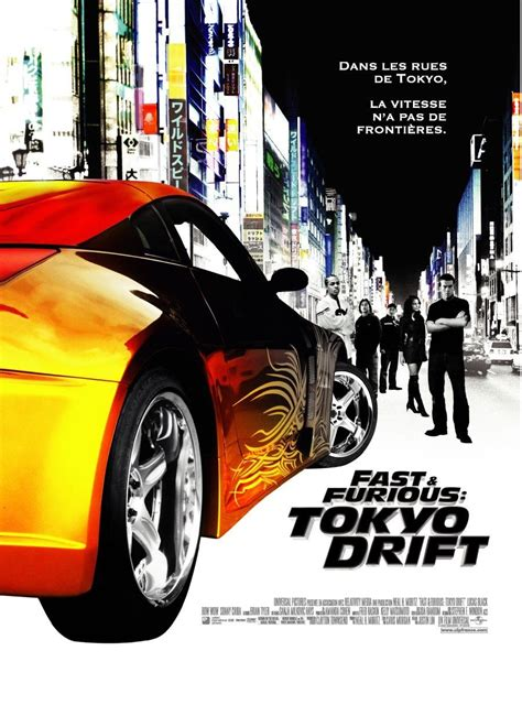 Fast and the Furious: Tokyo Drift, The | Download free