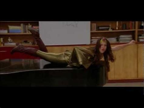 Glee - Holding out for a Hero / Paroles & Traduction - YouTube