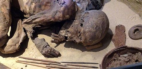 A recipe for mummy preservation existed 1,500 years before
