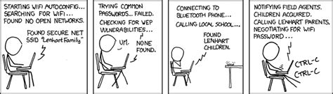 38 of the best xkcd comics about the Internet, computers