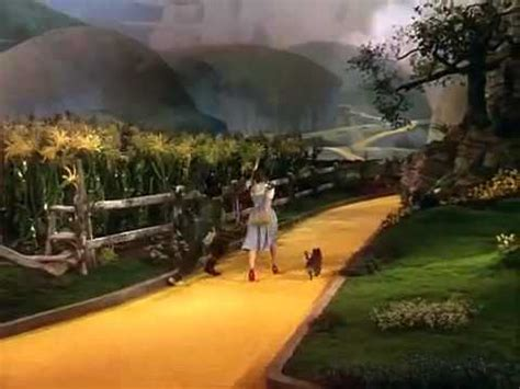 Judy Garland - We're off to See the Wizard (The Wizard of