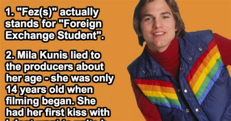 ViralityToday - Shocking 14 Facts About That '70s Show
