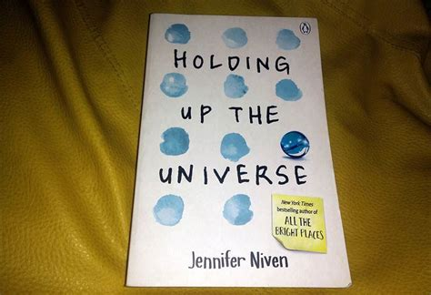 Holding Up the Universe (Jennifer Niven) - Book Review