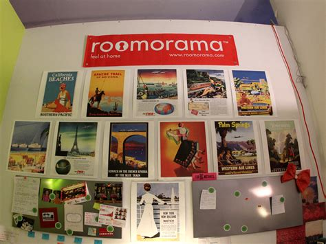 Tour Roomorama, The Smallest Startup Office We've Ever
