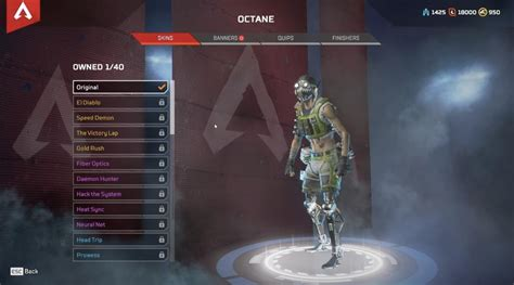Apex Legends: Take A Look At Every One Of Octane's Best