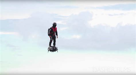 The Incredible Flyboard Air