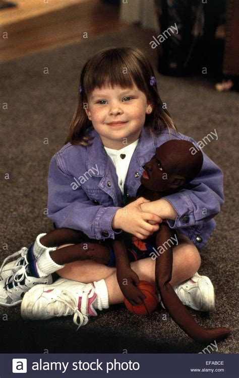 TABITHA LUPIEN LOOK WHO'S TALKING NOW (1993 Stock Photo