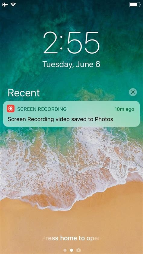 How to Use New Lock Screen on iOS 11