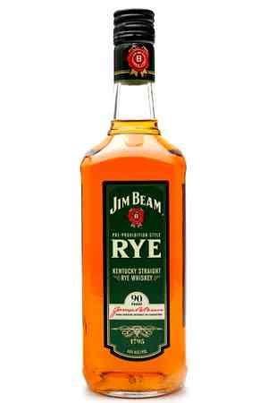 Jim Beam Rye Whiskey Reviews and Ratings - Proof66