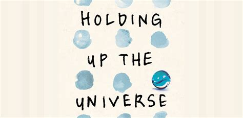 Holding Up the Universe: Another Stunning Read from