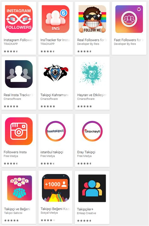 New Instagram credential stealers discovered on Google Play