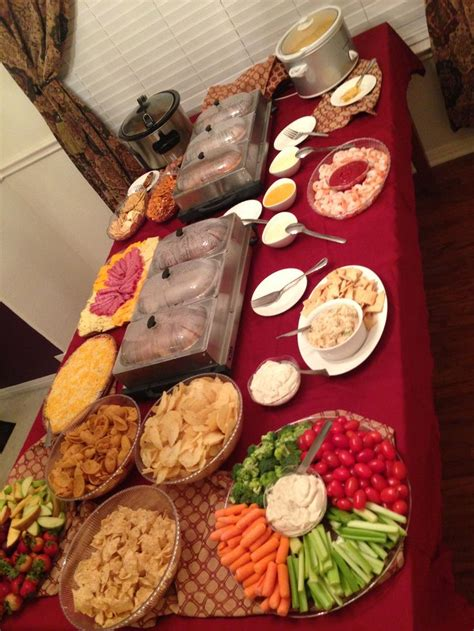 Fight night appetizer bar!   Watch party food, Appetizer