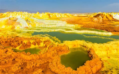 Where to Find the Most Colorful Natural Wonders Around the