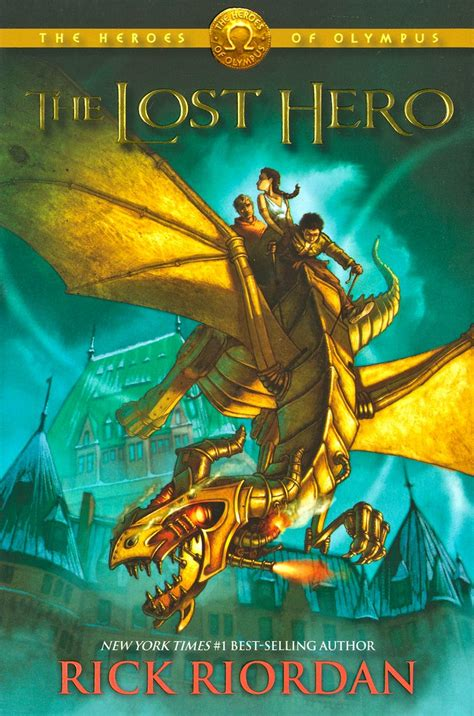 The Lost Hero | AUTHOR: Rick Riordan SERIES: The Heroes of