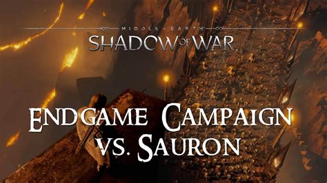 """Battle Sauron in Middle-earth: Shadow of War for the """"True"""