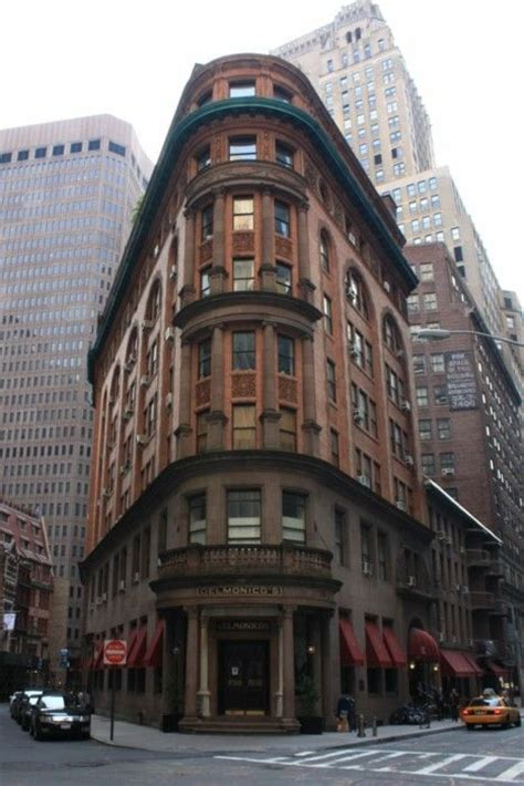 Delmonico's, NYC One of the oldest in town